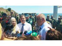 Bulgar başbakan Türkiye sınırını denetledi