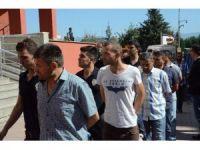 Darbe girişimine katıldıkları iddia edilen 30 asker daha adliyeye çıkarıldı