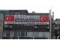 """ORDEF Genel Başkanı Çelik: """"Vatan hainlerinin en ağır cezaları almalarını bekliyoruz"""""""