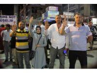 Van'da demokrasi nöbeti devam ediyor