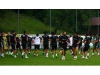 Beşiktaş, Avusturya kampı sürüyor