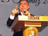 """Milli Eğitim Bakanı Yılmaz:""""Millet inancıyla 15 Temmuz darbesini akamete uğrattı"""""""