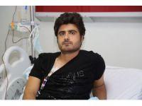 Diyarbakır'da 100'ncü organ nakli üniversiteli bir gence yapıldı