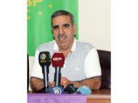 HDP ve DBP Diyarbakır'da 'Darbeye hayır demokrasi hemen şimdi' mitingi düzenliyor
