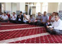 Silopi'de Demokrasi şehitleri için mevlit okutuldu