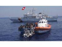 Sicilya açıklarında 2 bin 500 mülteci kurtarıldı