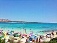 Plaj kumu çalan turiste 3 bin euro ceza