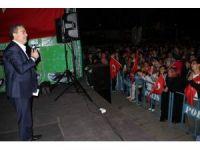 Yozgat'ta demokrasi nöbeti sürüyor