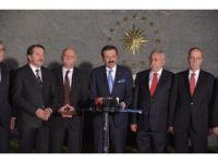 Türkiye-AB Karma İstişare Komitesi üyesi kuruluşların temsilcilerinden açıklama