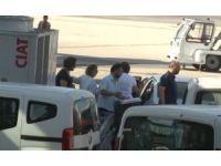 Bodrum'da yakalanan Nazlı Ilıcak İstanbul'a getirildi
