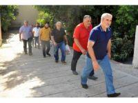 Antalya'da 14 gazeteci adliyeye sevk edildi