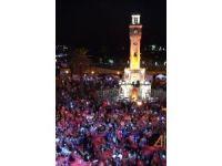 İzmirliler 15 Temmuz şehitleri için demokrasi meydanı istiyor