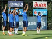 Fenerbahçe, Monaco maçı hazırlıklarını tamamladı