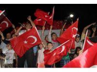Çanakkale'de milli irade nöbeti