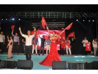 Antalya'daki demokrasi nöbetine sanatçılardan destek