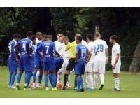 Kardemir Karabükspor ikinci hazırlık maçından galip ayrıldı