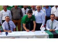 Denizlispor'dan imza şov