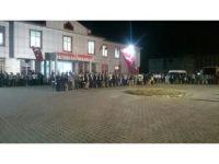 Demokrasi nöbetinin 12. gününde Patnos
