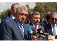 AK Partili heyetten Özel Harekat Daire Başkanlığı'na ziyaret