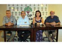 """Demirtaş'ın """"Darbelere hayır"""" mitingi öncesi HDP'den açıklama"""