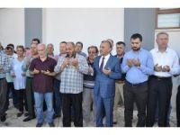Türkiye için şükür kurbanı kestiler