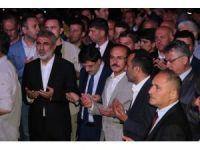 Enerji ve Tabii Kaynaklar Eski Bakanı Taner Yıldız, Yozgat'ta Demokrasi Nöbetine katıldı