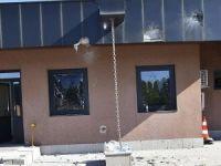 Darbeciler MİT'in çalışma binalarına da saldırmış