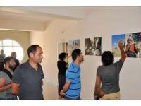 İHA muhabirinden 'Ovacık'ın Yaşlıları' fotoğraf sergisi