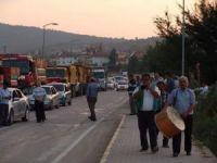 Kastamonu'da davul-zurnalı 500 araçlık demokrasi konvoyu
