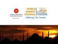 23. Dünya Enerji Kongresi medya kayıtları başladı
