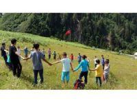 Gençler SODES ile Karadeniz'i gezdi