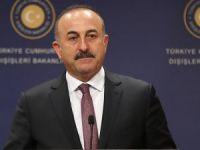 Dışişleri Bakanı Çavuşoğlu: Amacımız DAEŞ'i kuzeyden aşağı doğru süpürmek
