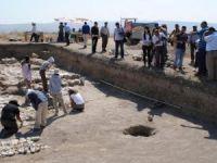 Amasya'da 2 bin 400 yıllık ateş tapınağı bulundu