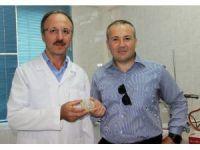 Hayvancılıkta 'çip' dünyada ilk kez Türkiye'de