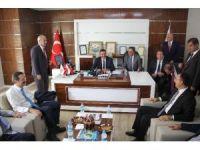 Bakan Tüfenkci, Malatya Ticaret Borsası'nı ziyaret etti