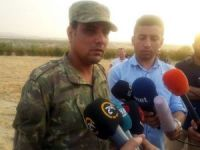 Suriye Sultan Murad Tümen Komutanı Ali Şeyh Salih: