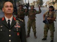 15 Temmuz'da suikasttan kurtulan Korgeneral Cerablus'ta