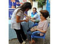 AYBA'dan vatandaşa sağlık hizmeti
