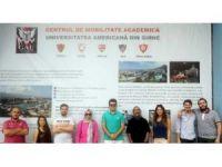 GAÜ Moldova kampüsü yapılanmasına; GAÜ Mimarlık, Güzel Sanatlar ve Tasarım Fakültesi de katkıda bulunuyor