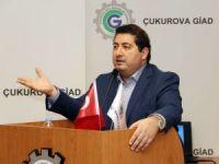 ÇUGİAD Başkanı Sakarya'dan 3. havalimanı ve Yavuz Selim Köprüsü çıkışı