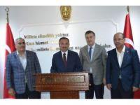 Adalet Bakanı Bekir Bozdağ, şehit cenazesine katıldı