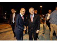 Başbakan Yıldırım, Bakan Işık kızının nikah şahidi oldu