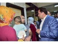Elbistan'da toplu zehirlenme vakasının sebebi araştırılıyor