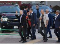 Cumhurbaşkanı Erdoğan, bombalı saldırıda ölenler için okunan mevlite katıldı