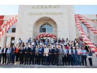 Bakan Tüfenkci Ticaret Borsası'nın açılışını yaptı