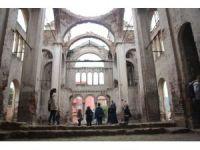 Osmaneli'deki Aya Yorgi Kilisesi restore edilecek