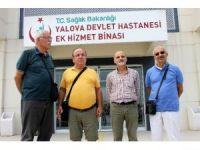 Yönetmen ve yazar Vedat Türkali öldü
