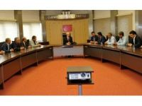 Kılıçdaroğlu, Pir Sultan Abdal Kültür Derneği Başkanı'nı kabul etti