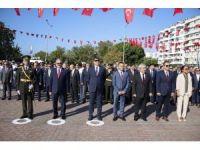 Antalya'da 30 Ağustos Zafer Bayramı kutlamaları