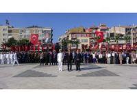 Çanakkale'de 30 Ağustos törenle kutlandı